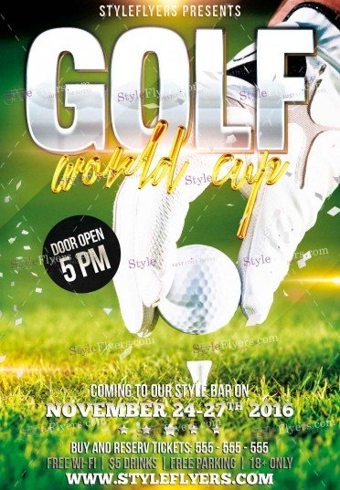 world-cup-of_golf-psd-flyer-template