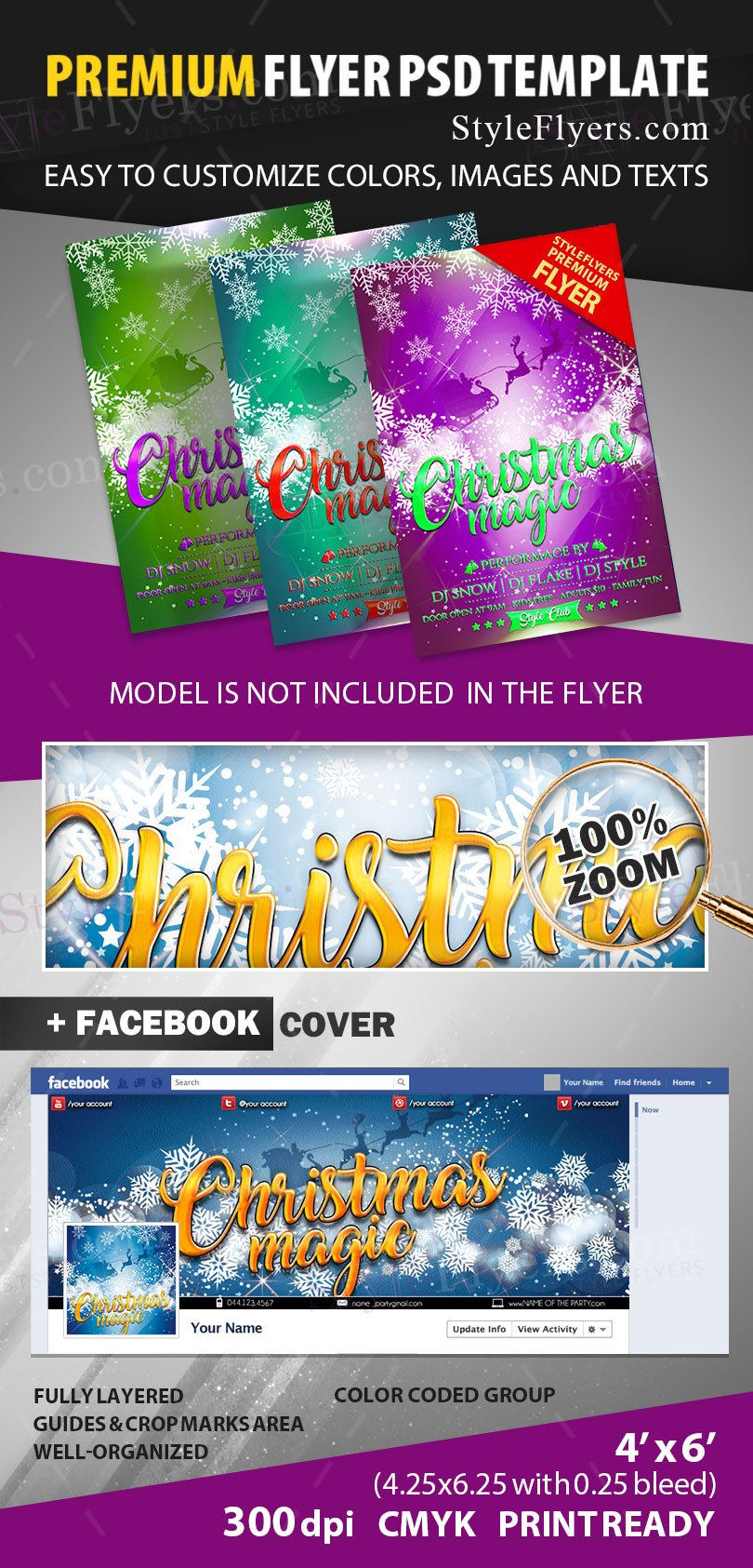 preview_christmas_magic_psd_flyer_template2