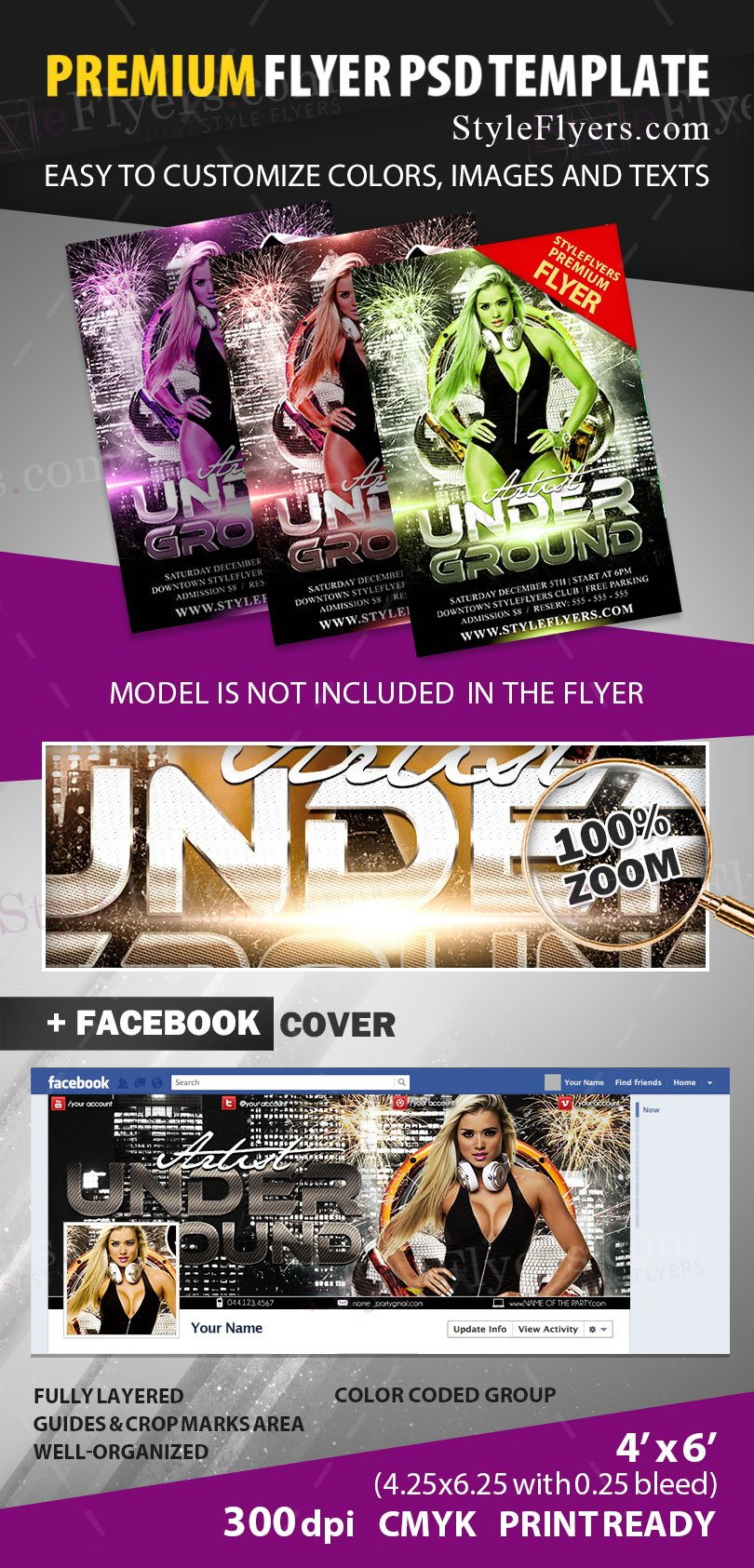 preview_underground_artist_psd_flyer_template