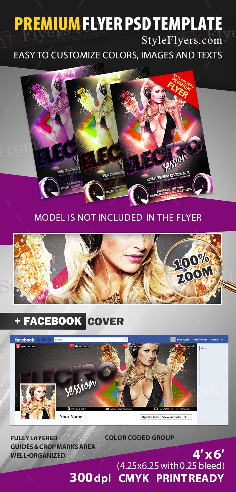 preview_electro_session_psd_flyer_template