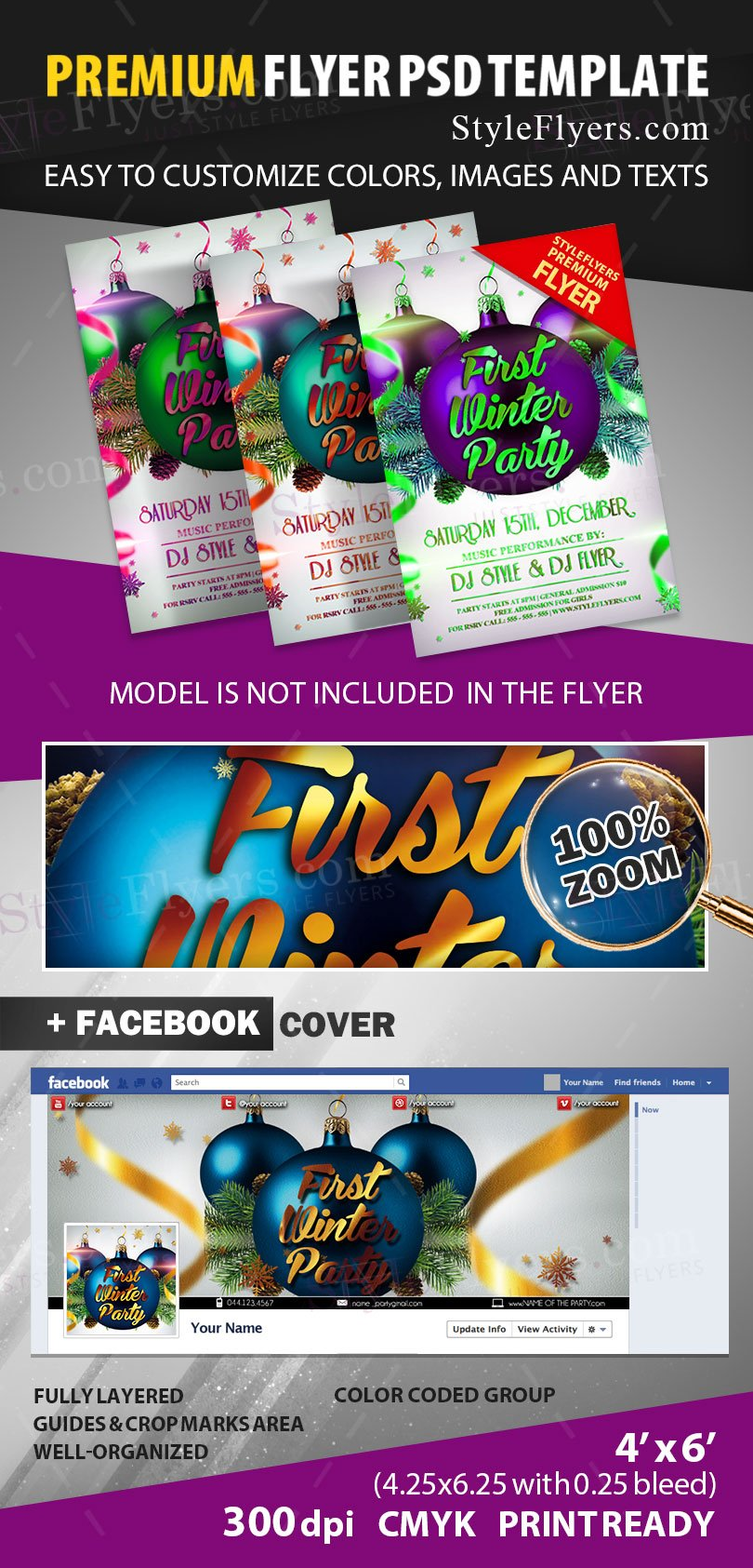preview_first_winter_party_psd_flyer_template