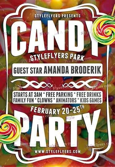 candy-party-psd-flyer-template