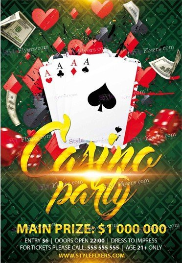 casino-party-psd-flyer-template