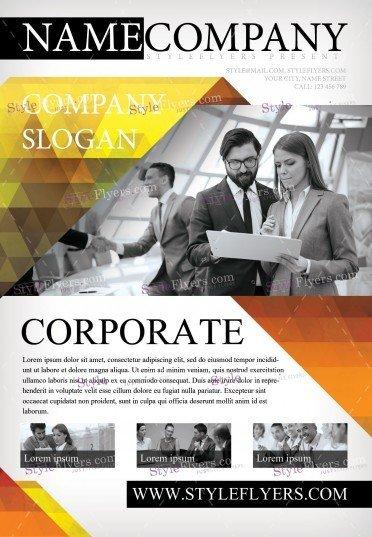 corporate-psd-flyer-template