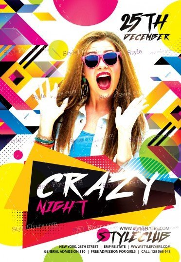 crazy-night-psd-flyer-template