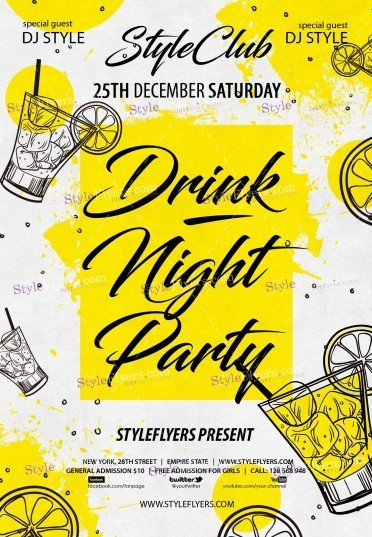drink-night-party-psd-flyer-template