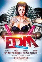 edm-psd-flyer-template