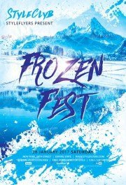 frozen-fest-psd-flyer-template