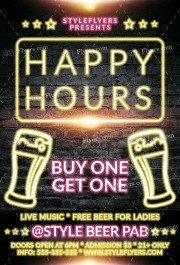 happy-hours-beer-psd-flyer-template