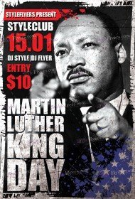 martin-luther-king-day-psd-flyer-template