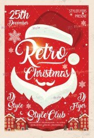 retro-christmas-psd-flyer-template