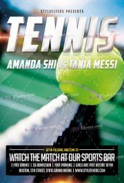 tennis-psd-flyer-template
