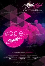 vape-night-psd-flyer-template