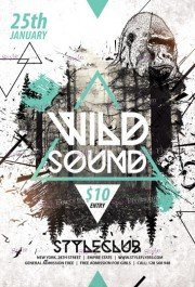 wild-sound-psd-flyer-template