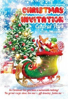 christmas-invitation