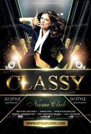 classy-flyer
