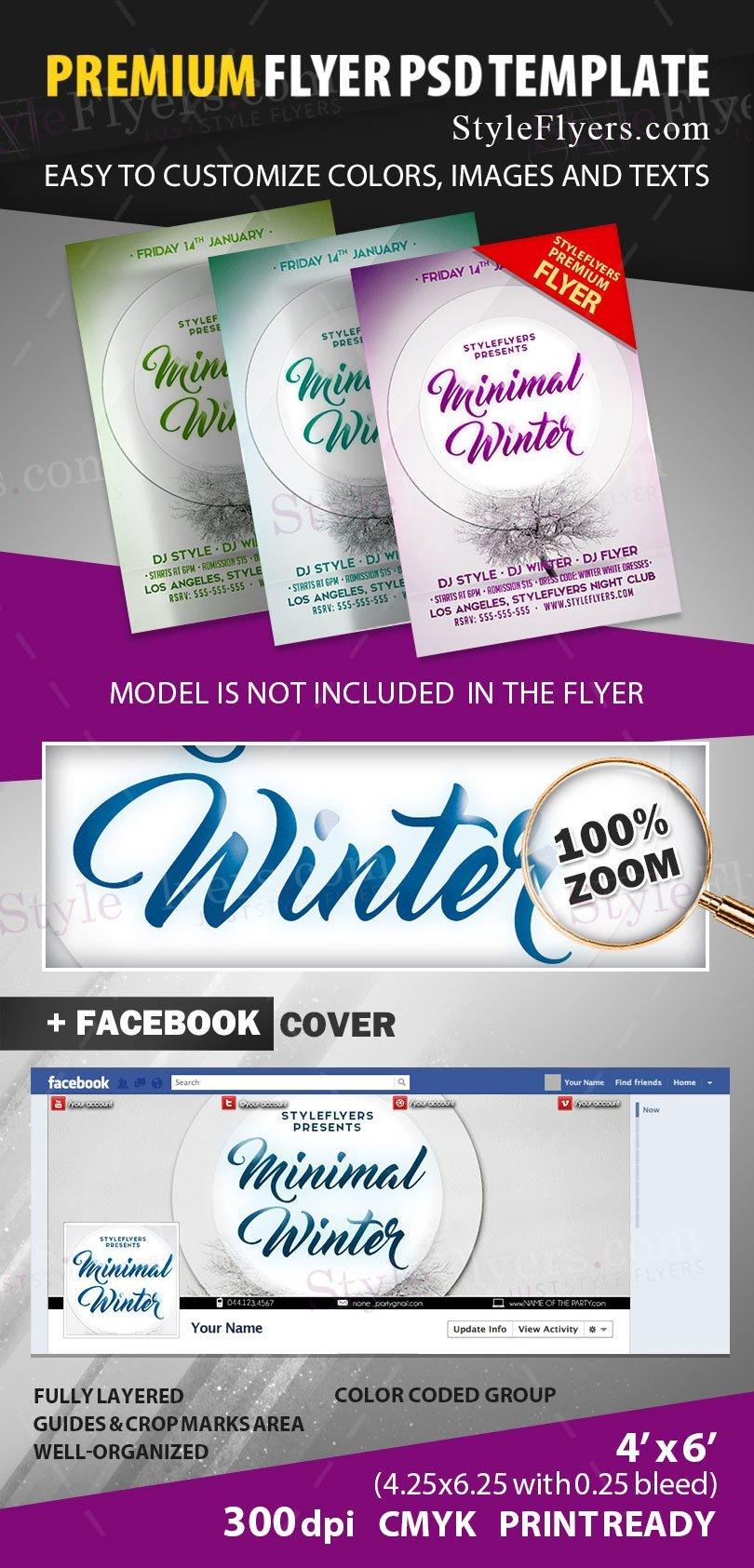 preview_minimal_winter_psd_flyer_template