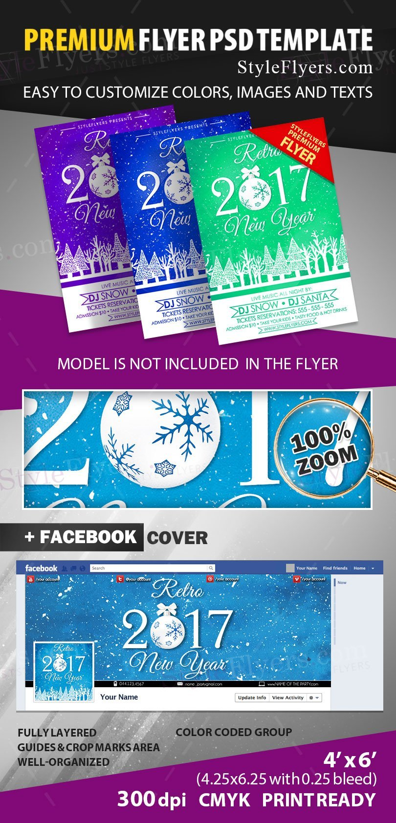 preview_retro_new_year_psd_flyer_template