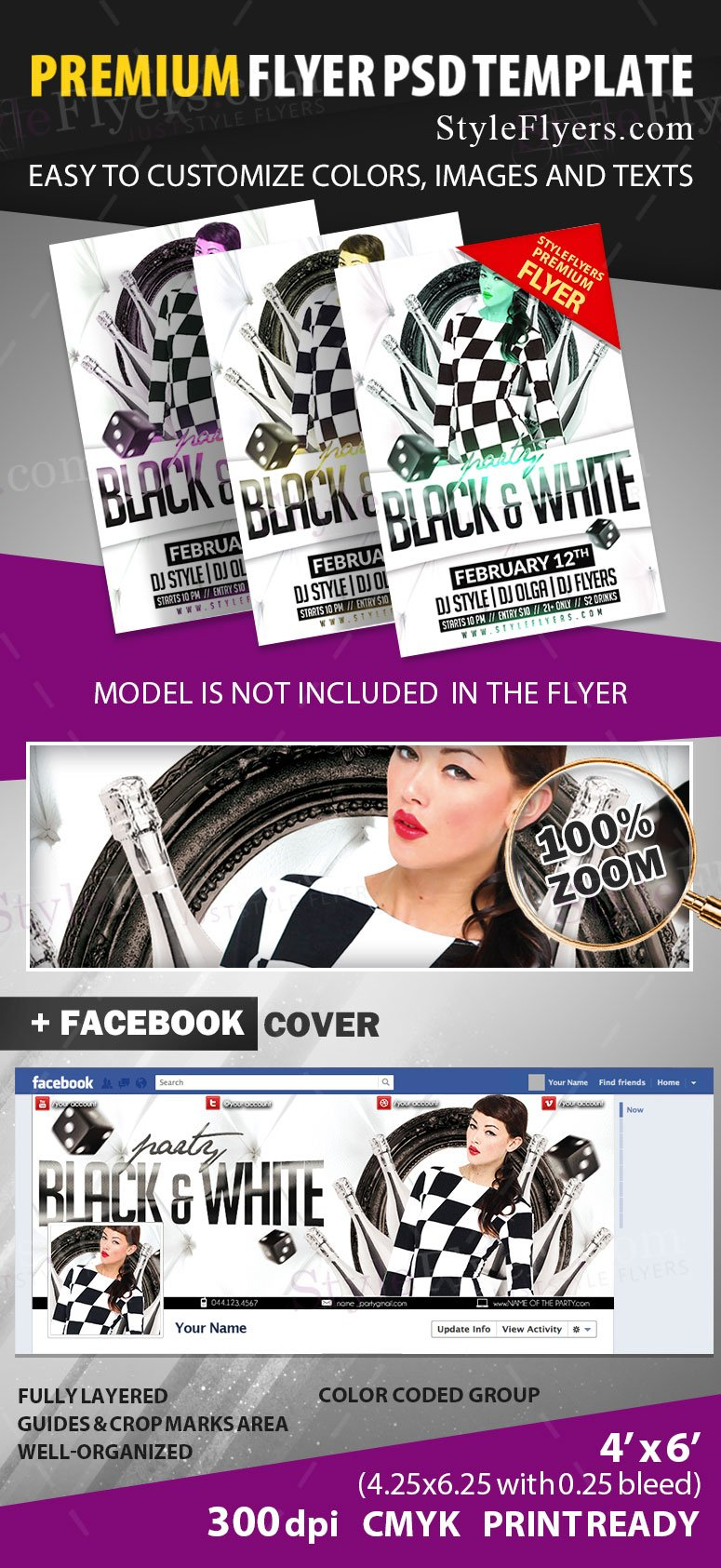 preview_blackwhite_party_psd_flyer_template