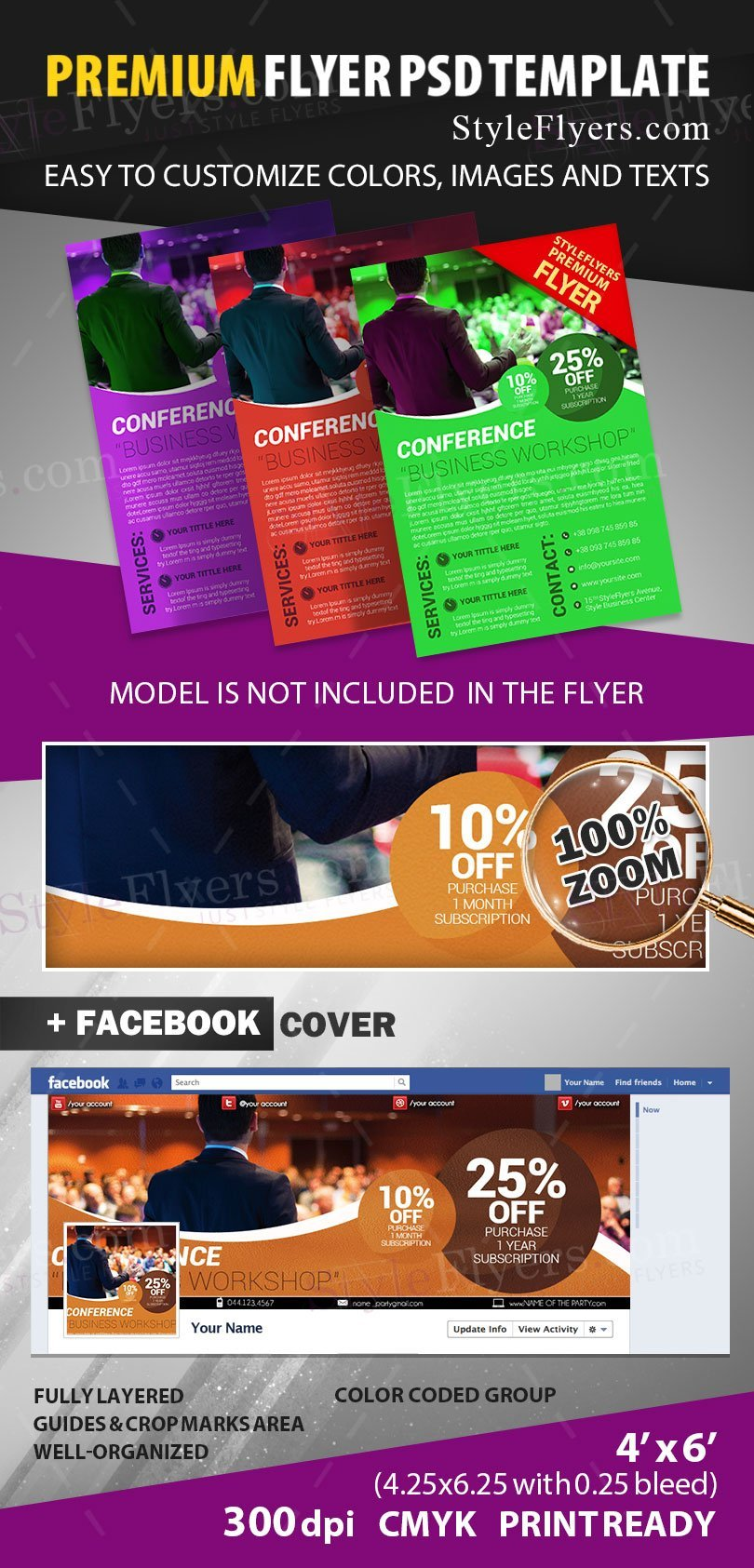 preview_conference_psd_flyer_template