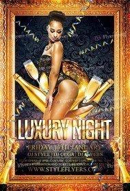luxury-night-psd-flyer-template