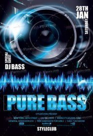 pure-bass-psd-flyer-template