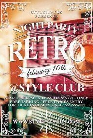 retro-night-party-psd-flyer-template