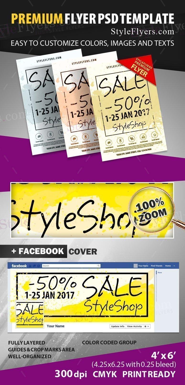 sale-flyer-preview_premium