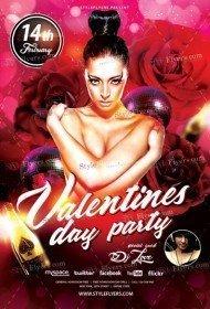 valentine-psd-flyer-template