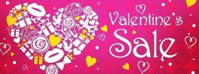 Valentine's Sale preview