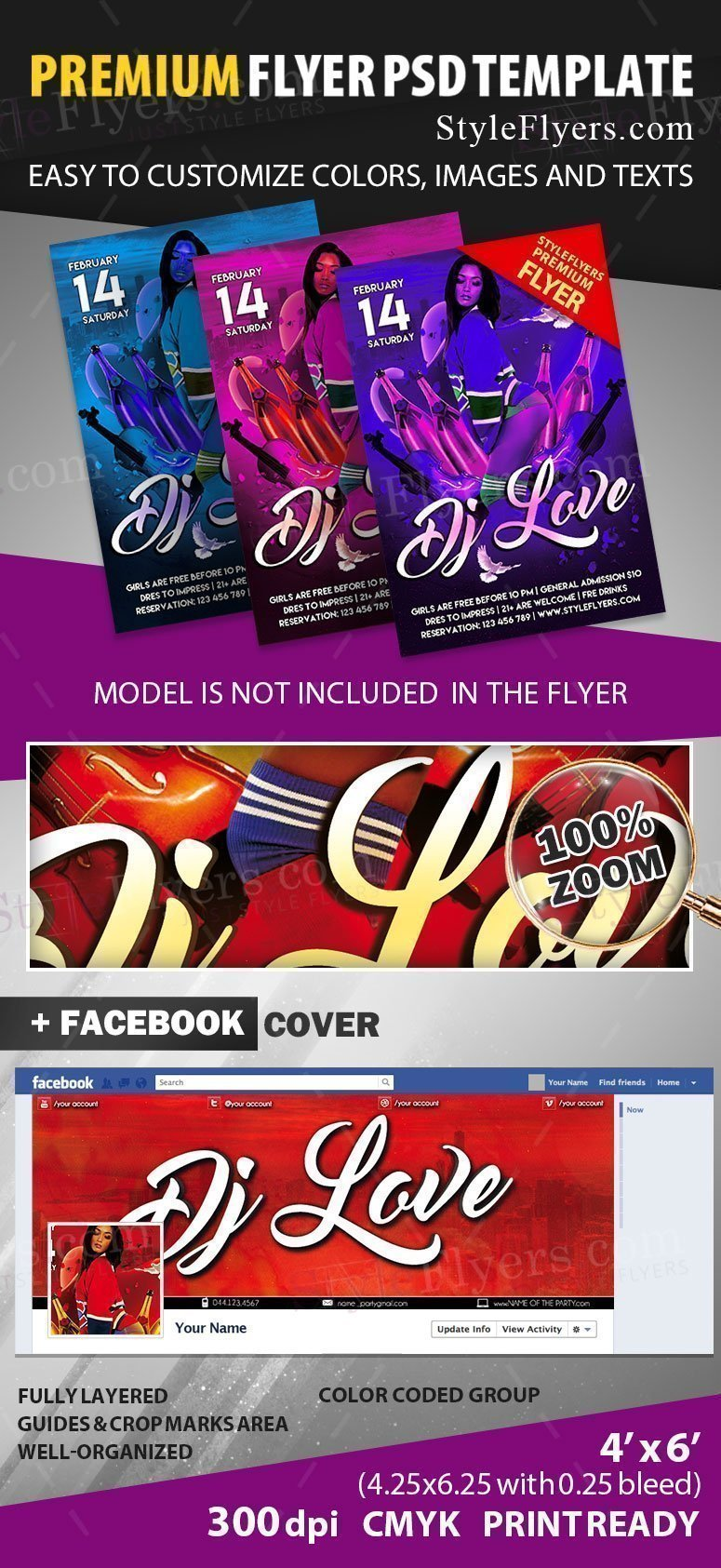 preview_dj_love_PSD_Flyer_Template