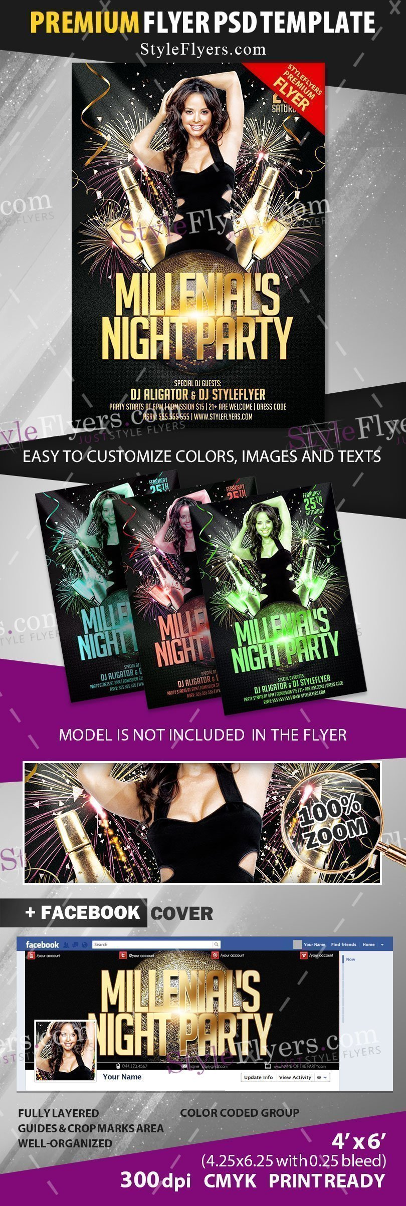 preview_millenials_night_party_premium_template