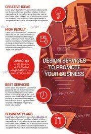 Corporate Flyer PSD Flyer Template
