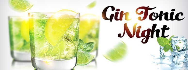 gin tonic Night preview