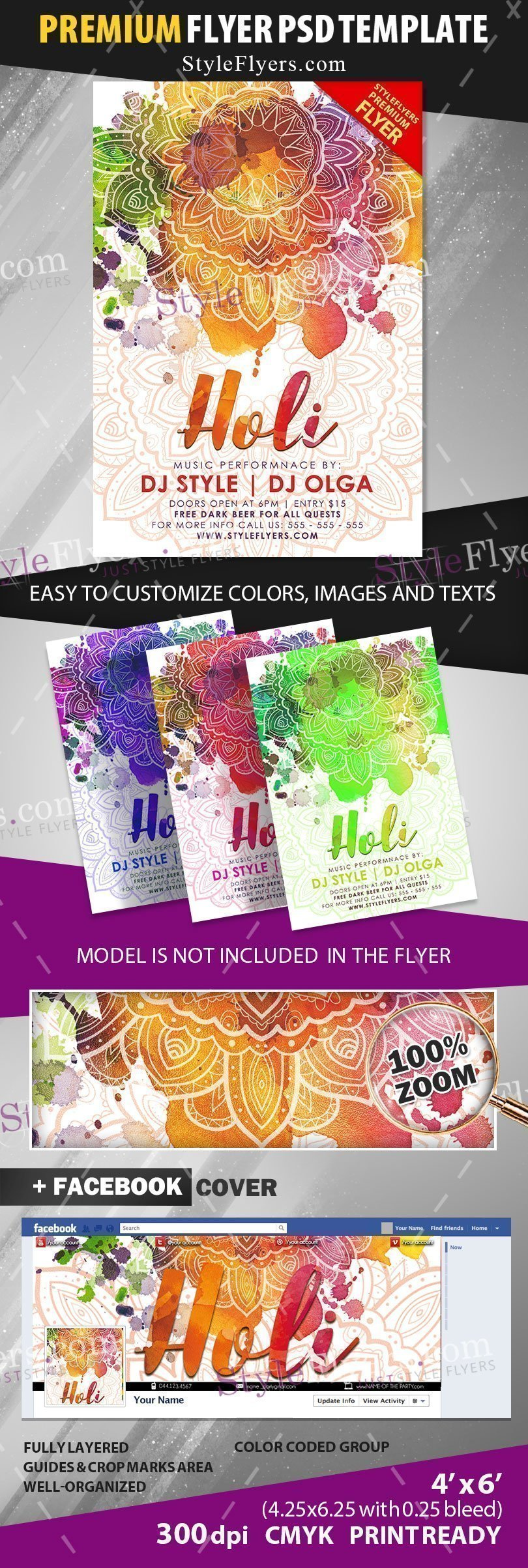 preview_Holi_Flyer_premium_template
