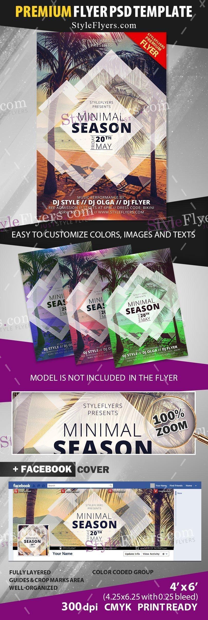 preview_Minimal_Season_Flyer_premium_template