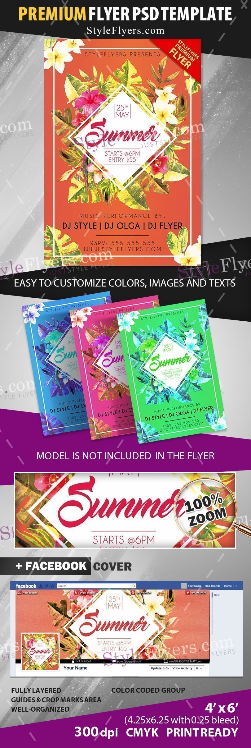 preview_Summer_Flyer_premium_template