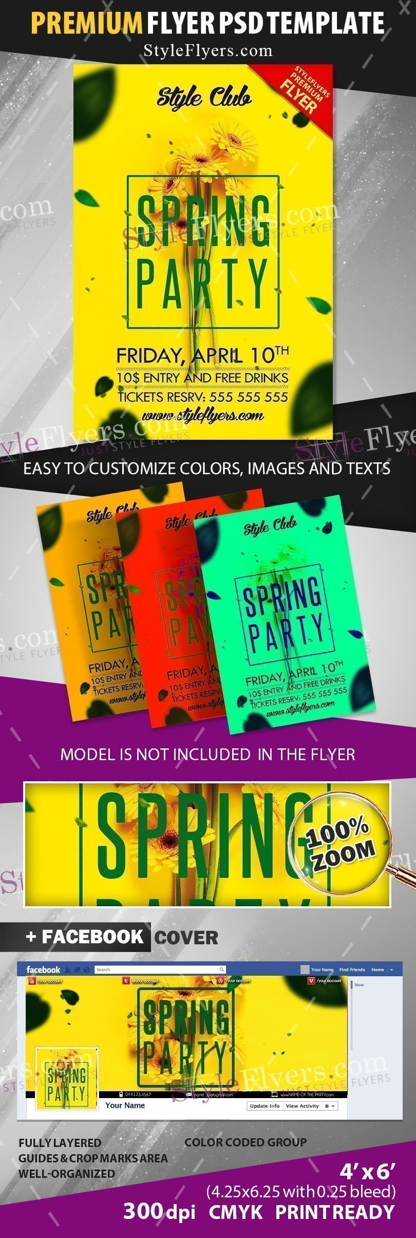 preview_Spring_party_Flyer_premium_template