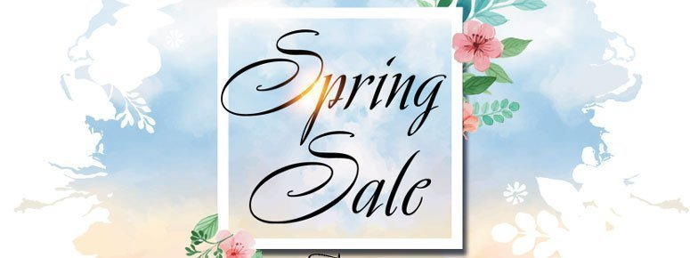 spring Sale preview