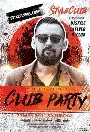 Club-party