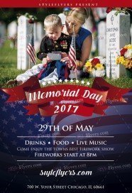 Memorial-Day_psd_flyer