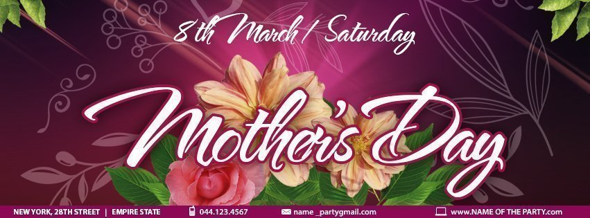 Mothers Day Psd Flyer   Styleflyers
