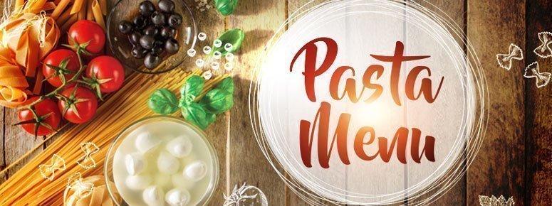 pasta menu preview