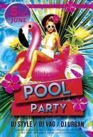 pool_free_psd_flyer