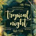 tropical-night