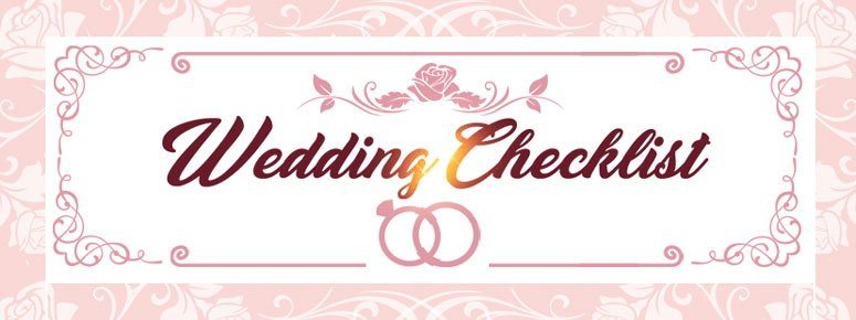 wedding check list preview