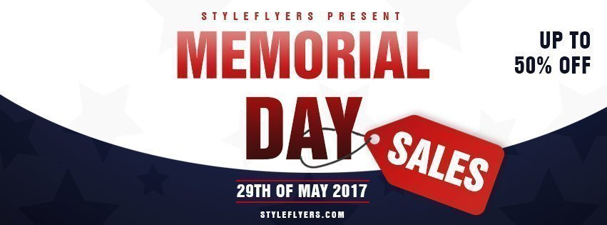 facebook_prev_Memorial Day Sales_psd_flyer