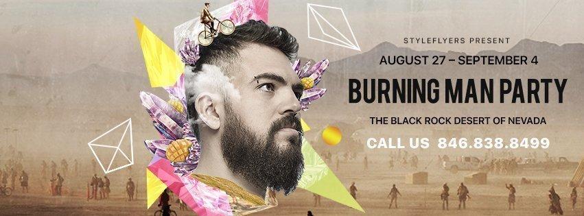 facebook_prev_burning man party_psd_flyer