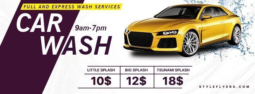 facebook_prev_car wash_psd_flyer
