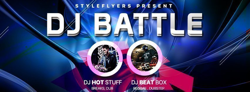 facebook_prev_dj battle_psd_flyer